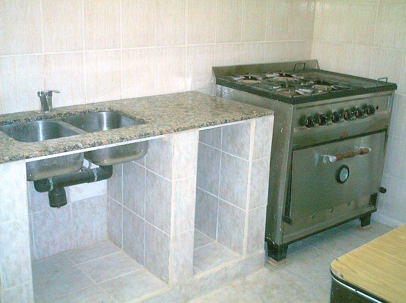 C a m najdorf reformas de 1 piso for Ceramica para cocina fotos